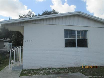 4820 NW 32nd Ave  Miami, FL MLS# A10585286