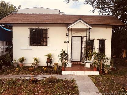 1167 NW 50th St  Miami, FL MLS# A10585338