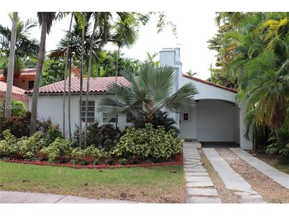 1310 Madrid St  Coral Gables, FL MLS# A10585450