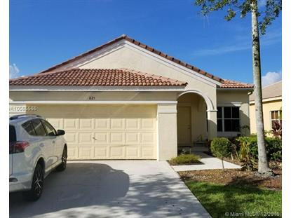 825 Tanglewood Cir  Weston, FL MLS# A10585566