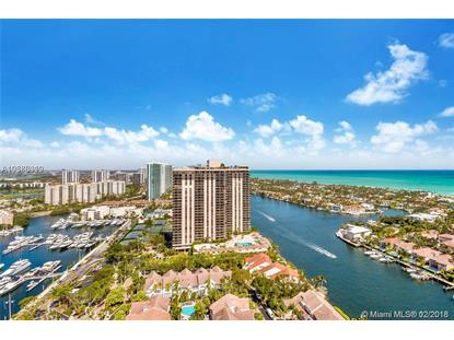 19355 Turnberry Way  Aventura, FL MLS# A10586319