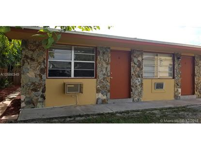 2246 Fillmore St  Hollywood, FL MLS# A10586345