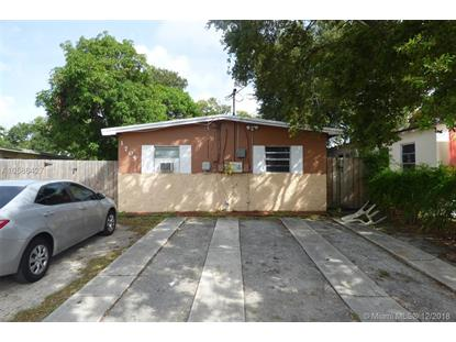 1705 NW 8th Place  Fort Lauderdale, FL MLS# A10586427