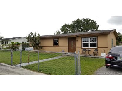 15002 SW 300th Ter  Homestead, FL MLS# A10587330