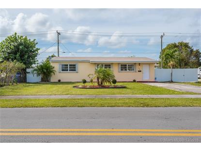 1230 N 71st Ave  Hollywood, FL MLS# A10587524