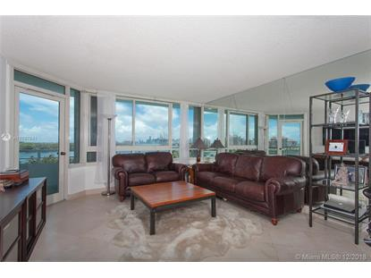 400 S POINTE  Miami Beach, FL MLS# A10587641