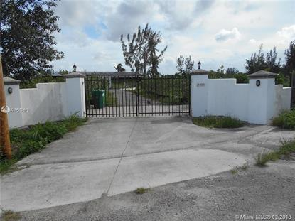 14400 SW 288  Miami, FL MLS# A10587929