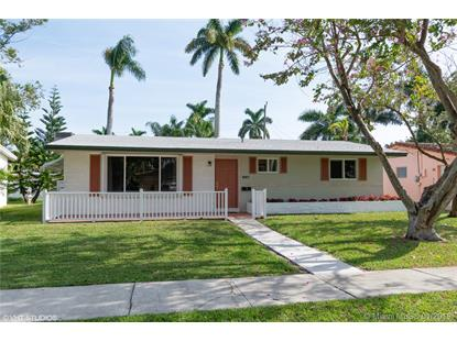 1017 N 13th Ct  Hollywood, FL MLS# A10593784