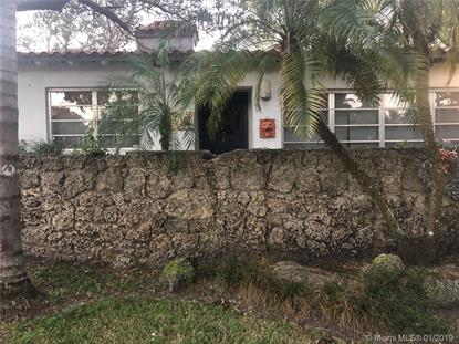 1075 Sunset Drive  Coral Gables, FL MLS# A10594511