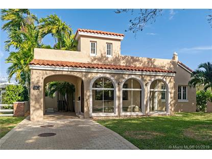 543 Blue Rd  Coral Gables, FL MLS# A10594667