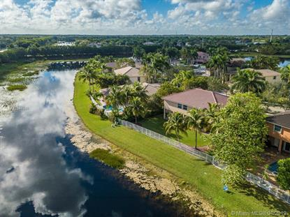 1017 Waterside Cir  Weston, FL MLS# A10594746