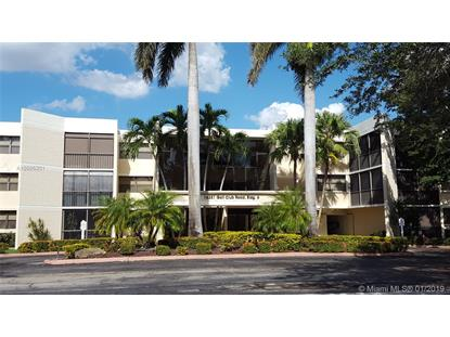 16251 Golf Club Road  Weston, FL MLS# A10595201