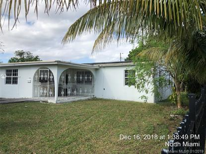 145 NW 123rd St  North Miami, FL MLS# A10595394