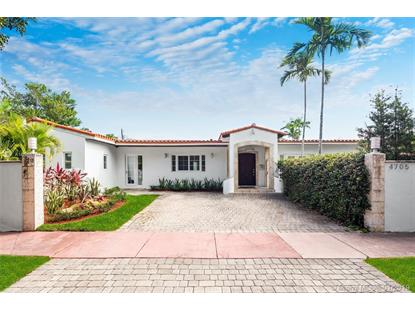 4705 N Michigan Ave  Miami Beach, FL MLS# A10596797