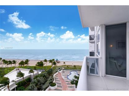 18201 Collins Ave  Sunny Isles Beach, FL MLS# A10597607