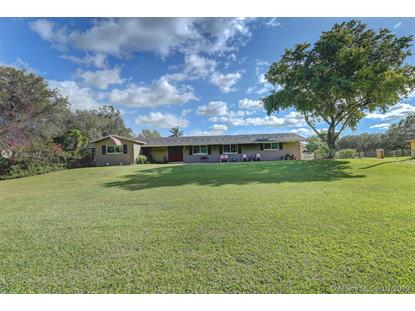 4000 SW 76th Ave  Davie, FL MLS# A10597971