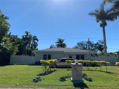 665 SW 5th St  Florida City, FL MLS# A10598271