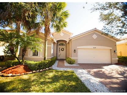 4026 W Whitewater Ave  Weston, FL MLS# A10599327