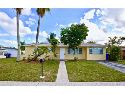6650 Fillmore St  Hollywood, FL MLS# A10599567