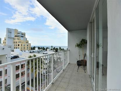 1255 Collins Ave  Miami Beach, FL MLS# A10599898