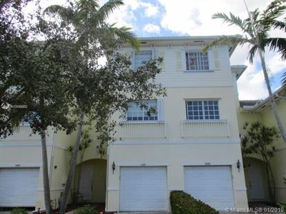 1439 NW 36th Way  Lauderhill, FL MLS# A10599960