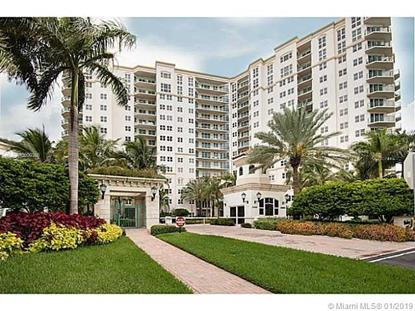 20000 E. COUNTRY CLUB DR.  Aventura, FL MLS# A10600166