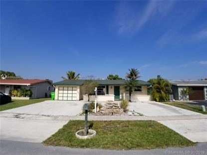 9181 NW 26th Pl  Sunrise, FL MLS# A10600499