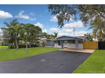 4361 NE 13th Ave  Oakland Park, FL MLS# A10600850