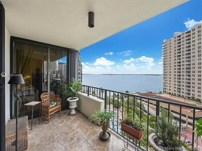 520 Brickell Key Drive  Miami, FL MLS# A10600908
