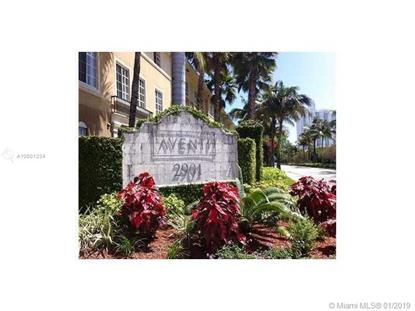 2961 NE 185th St  Aventura, FL MLS# A10601234