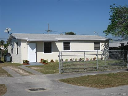 862 NW 1st St  Florida City, FL MLS# A10601617