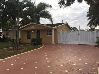 20016 NW 32nd Pl  Miami Gardens, FL MLS# A10601628