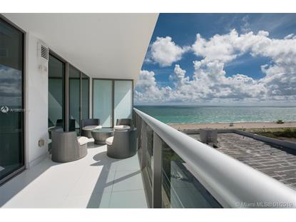5875 Collins Ave  Miami Beach, FL MLS# A10601913