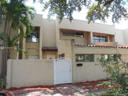 7103 SW 113th Ave  Miami, FL MLS# A10602041