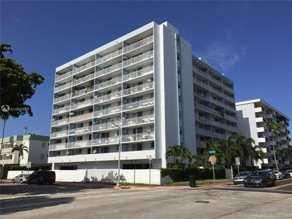 1045 10th St  Miami Beach, FL MLS# A10602668