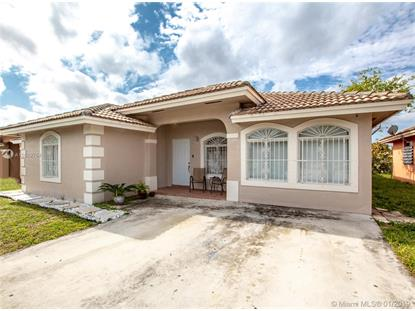 20604 NW 19th Ave  Miami Gardens, FL MLS# A10602754