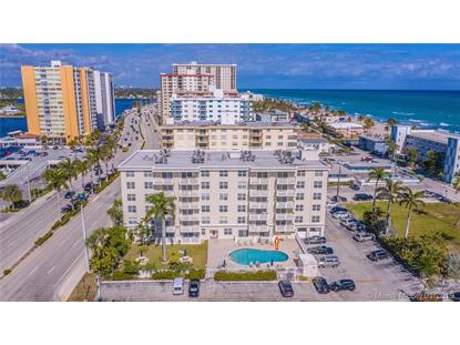 1901 S Ocean Dr  Hollywood, FL MLS# A10602796