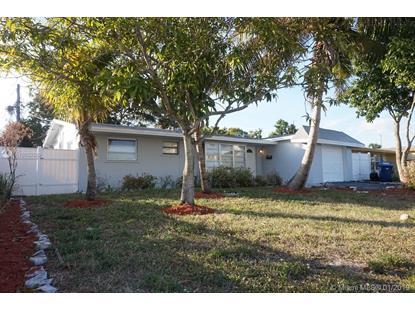 1109 NW 45th Ter  Lauderhill, FL MLS# A10603289