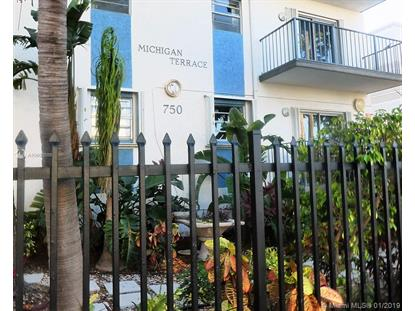 750 Michigan Ave  Miami Beach, FL MLS# A10603589