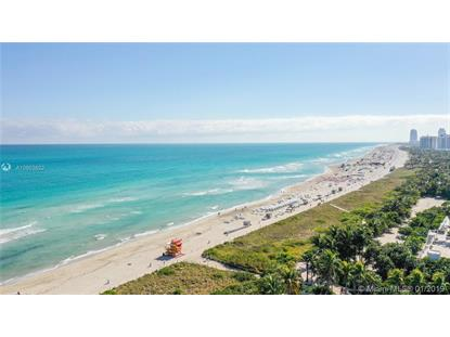 2401 Collins Ave  Miami Beach, FL MLS# A10603622