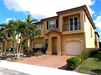 13275 SW 128th Psge  Miami, FL MLS# A10603688