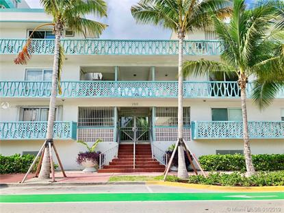 260 Ocean Dr  Miami Beach, FL MLS# A10604088