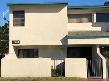 10814 SW 72nd St  Miami, FL MLS# A10604267