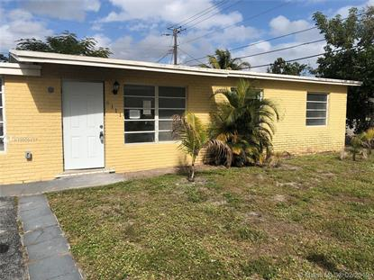 6111 SW 38th Ct  Davie, FL MLS# A10605437