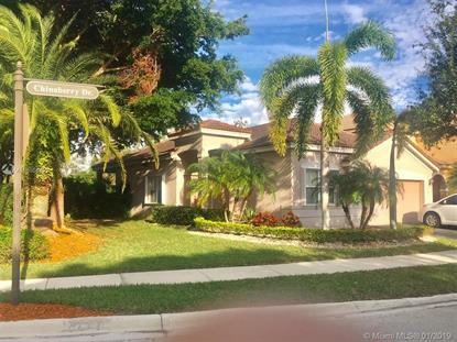 1300 Chinaberry Dr  Weston, FL MLS# A10605689