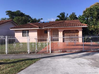 9612 SW 145th Pl  Miami, FL MLS# A10605780