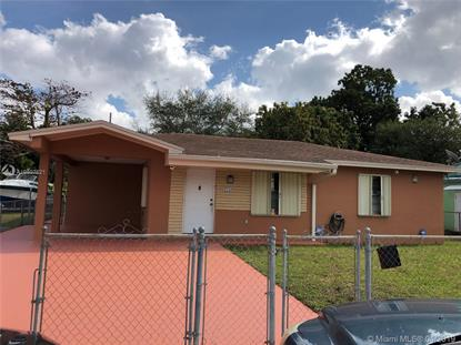 425 SW 62ND  Ct  Miami, FL MLS# A10607621