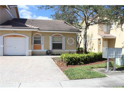 5521 NW 90th Ave  Sunrise, FL MLS# A10609491