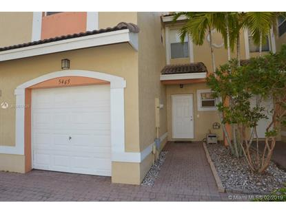 5465 NW 90th Ave  Sunrise, FL MLS# A10617628