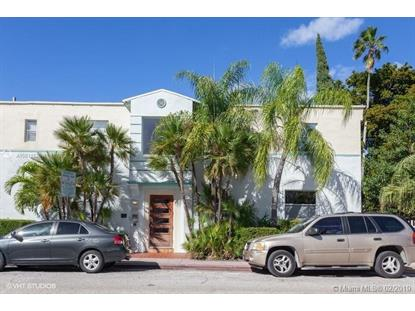 1001 7th St  Miami Beach, FL MLS# A10618526